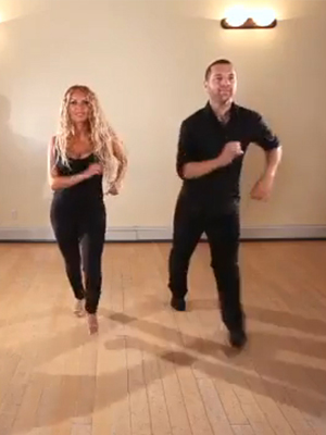 How to Dance Salsa Basic Styled
