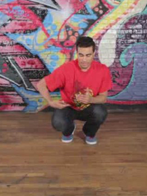 How to Do the B-Boy Helicopter Move