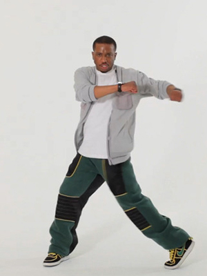 How to Do the Wu-Tang Dance Move